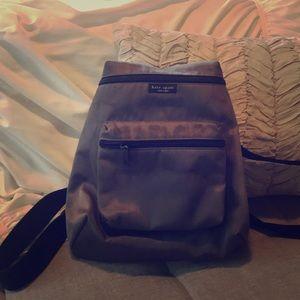 "Kate Spade ""that's the spirit"" Mini Nylon Backpack"